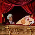 Prince charming's father and Madame from the Aristocats - disney-parents photo