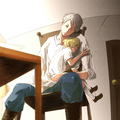Prussia and Germany - hetalia-prussia photo