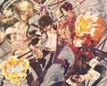 Reborn! wallpaper