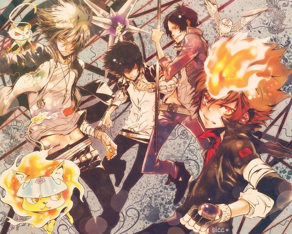 reborn wallpaper katekyo hitman reborn photo 25674024