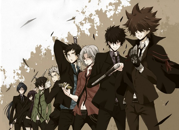 reborn wallpaper katekyo hitman reborn photo 25674036