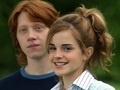 Ron and Hermione wolpeyper