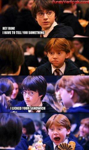 Ron's sandwich, bánh sandwich