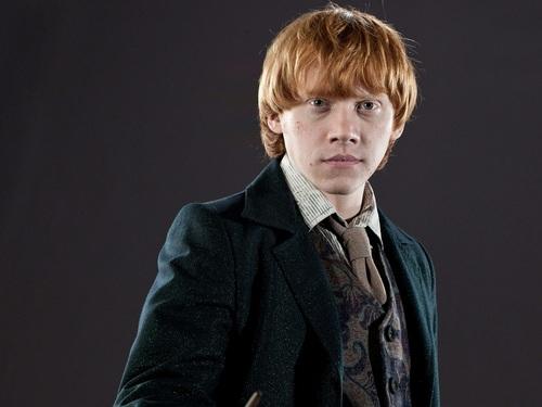Ronald Weasley karatasi la kupamba ukuta
