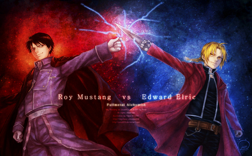 Roy vs Ed