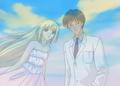 Ryo's parents - tokyo-mew-mew screencap