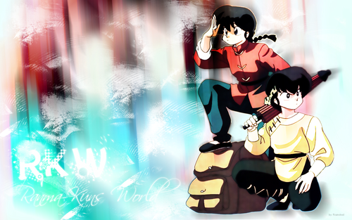 Ranma 1/2 wallpaper possibly with Anime entitled Ryoga