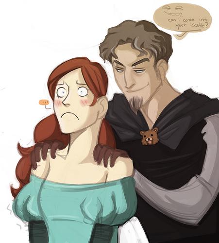 Sansa & Petyr