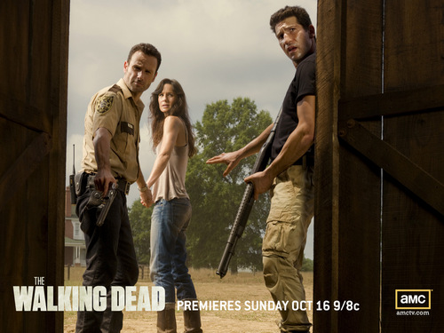 The Walking Dead wallpaper titled Season 2 Wallpaper