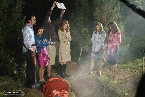 Season 8 Behind the Scenes