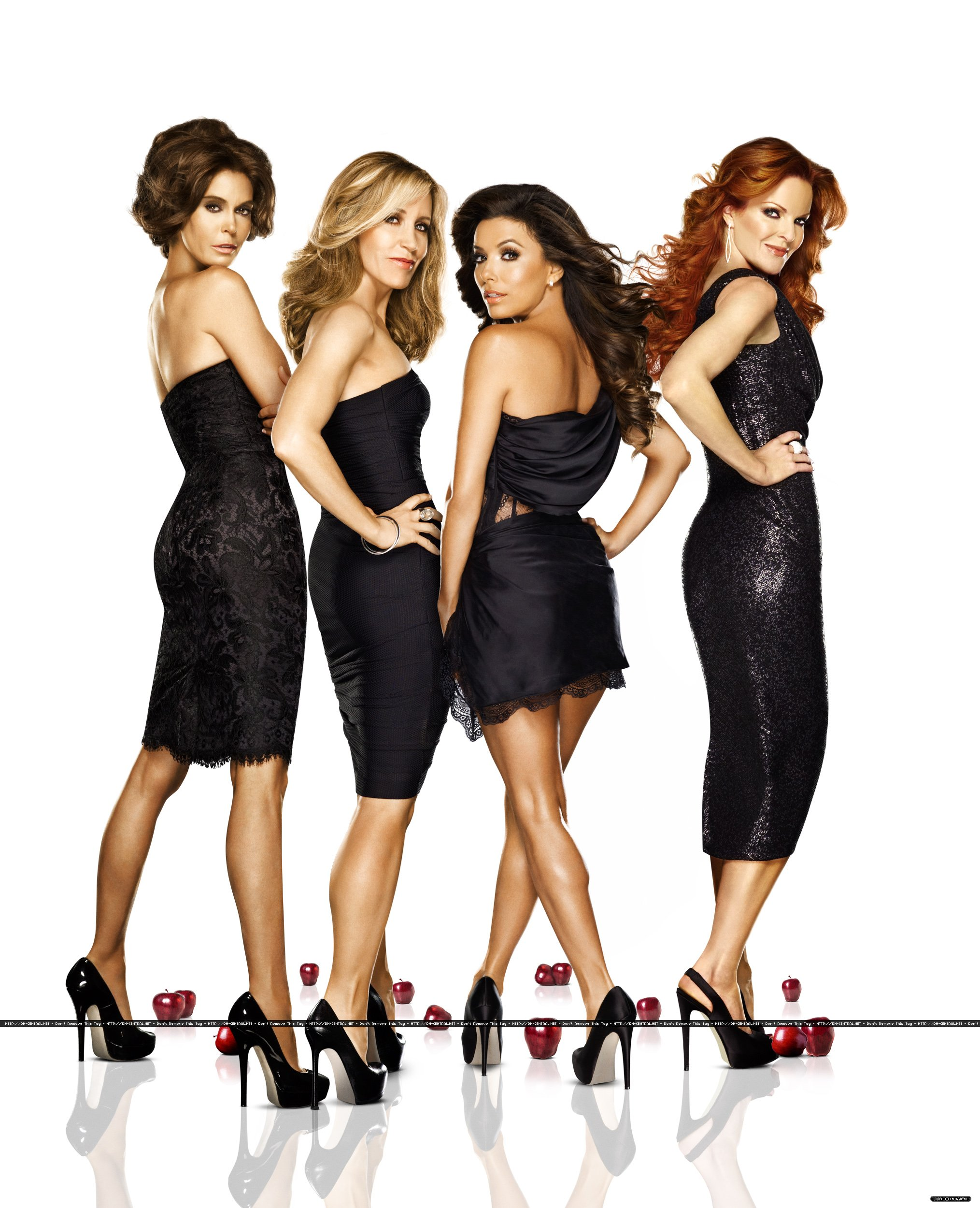 Desperate housewives season 8 promo photoshoot