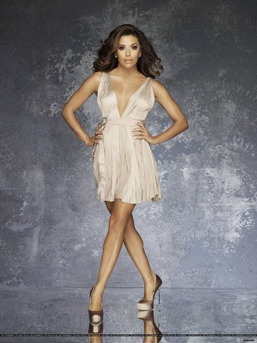 Desperate Housewives achtergrond containing a cocktail dress entitled Season 8 Promo Photoshoot