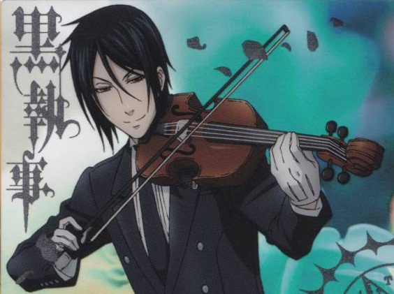 Me playing the Violin!