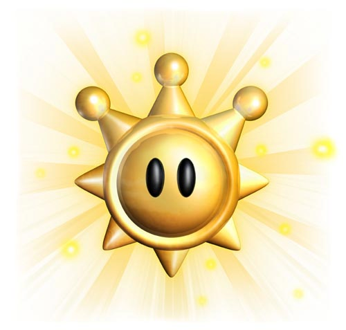 Super Mario Sunshine Images Shine Sprite Wallpaper And