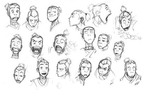 Avatar: The Last Airbender achtergrond entitled Sokka Face!
