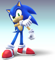 Sonic da Hedgehog - super-smash-bros-brawl fan art