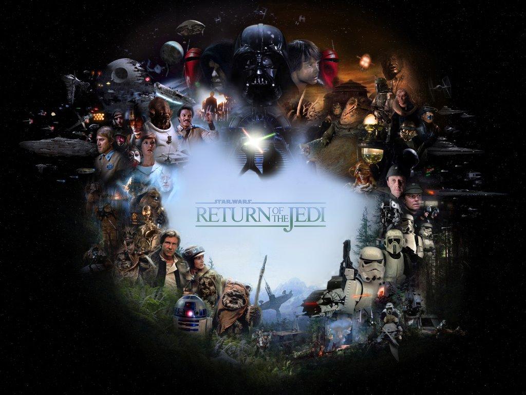 Star Wars Saga Wallpapers - Star Wars ...