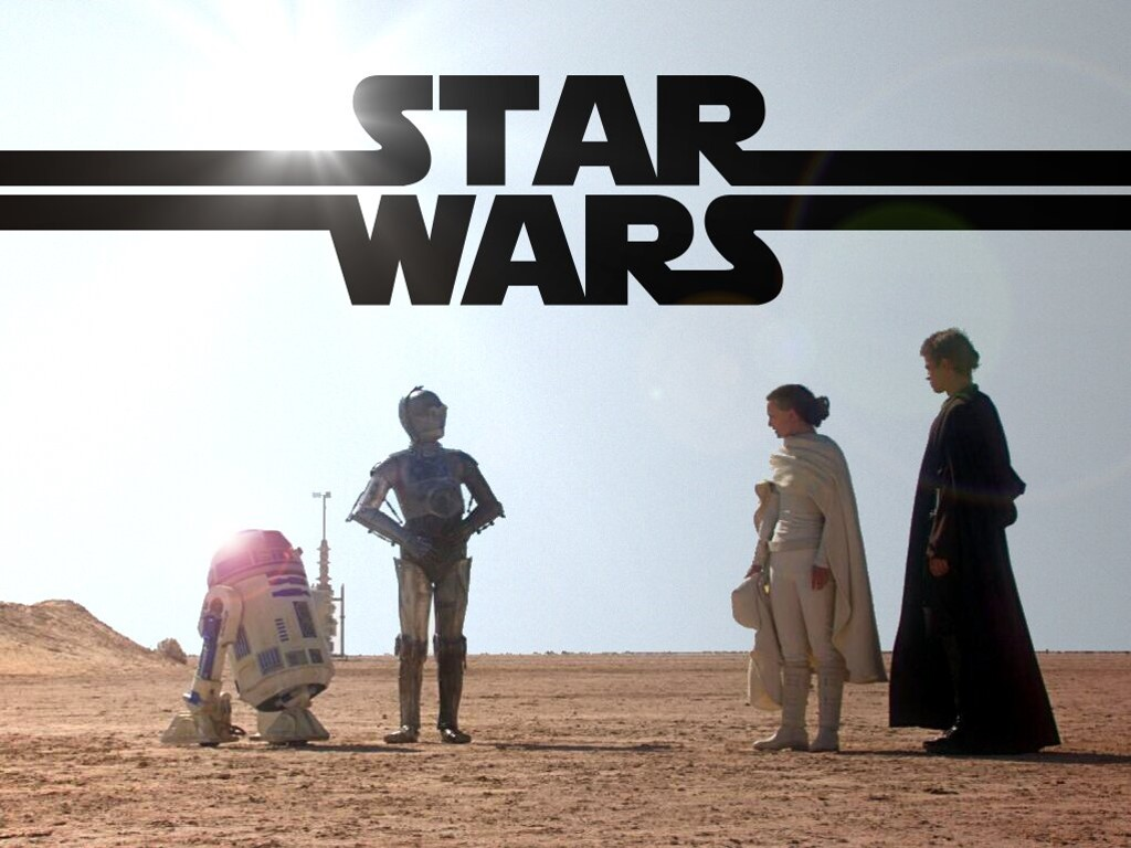 estrella Wars Saga fondo de pantalla