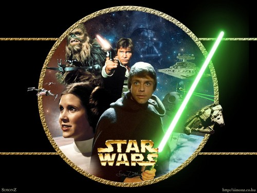 Star Wars wallpaper titled Star Wars Saga Wallpapers