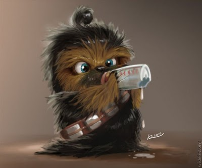 Star Wars Comedy wallpaper possibly containing a griffon entitled Star Wars