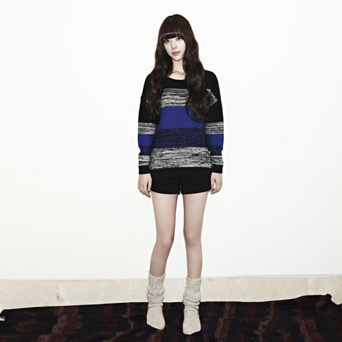 F(x) wallpaper possibly containing a playsuit entitled Sulli @ QUA