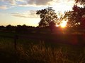 Sunset at the Countryside - sunsets-and-sunrises wallpaper