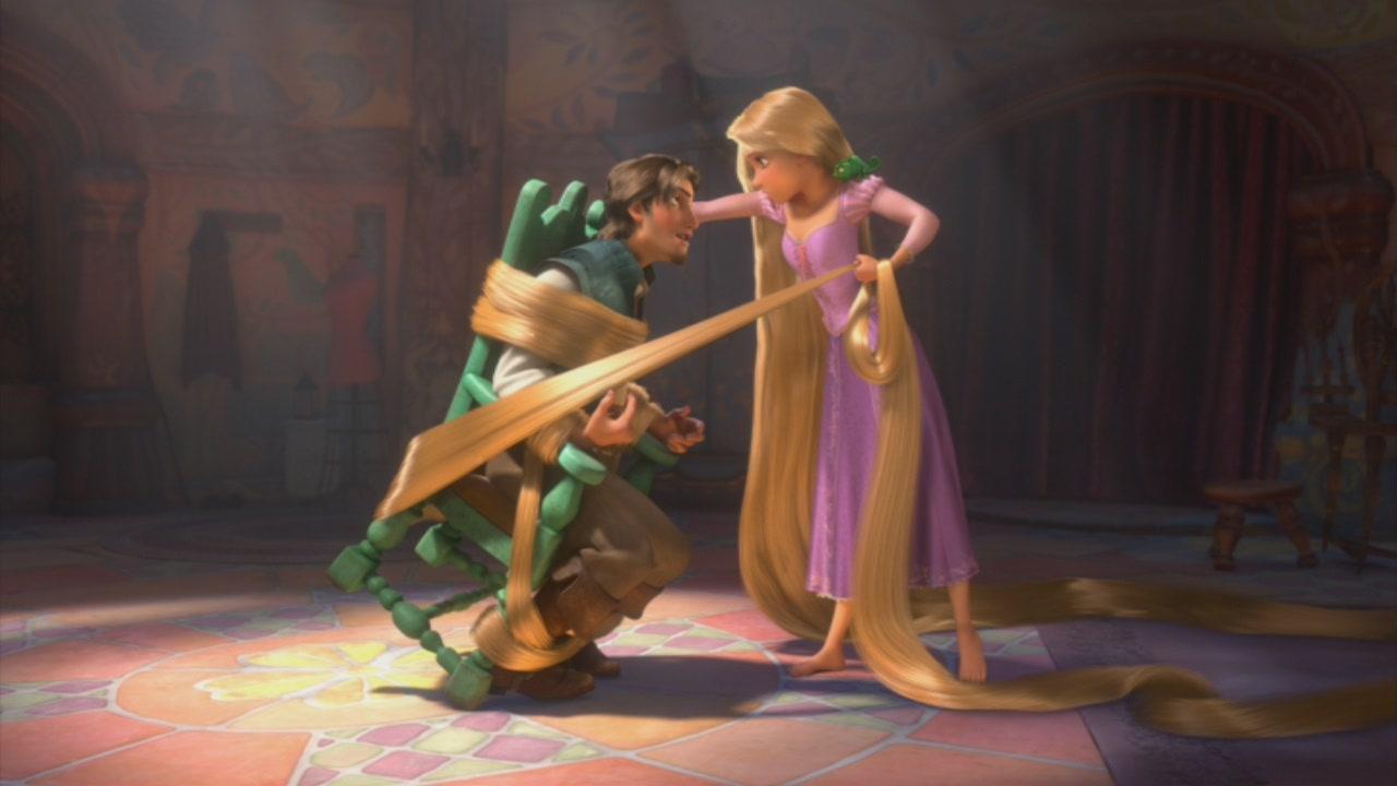 Tangled - Disney Image...