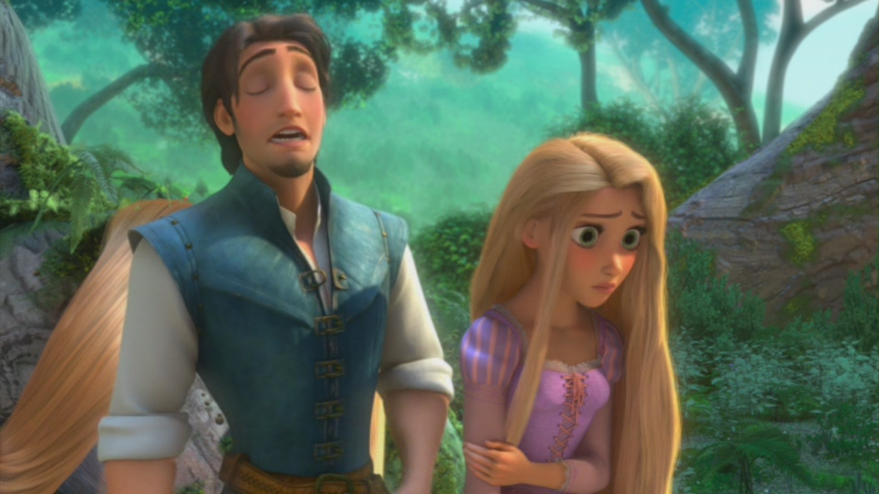 Disney rapunzel screencaps