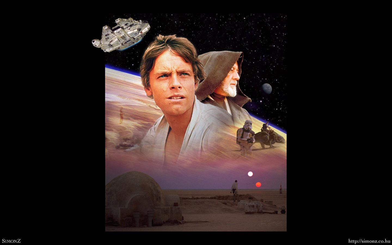 Tatooine Luke Skywalker Wallpaper 25608647 Fanpop