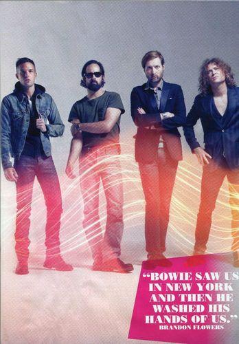 The Killers in Q Magazine