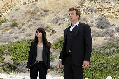 The Mentalist - Episode 4.05 - Blood and Sand - Promotional 写真