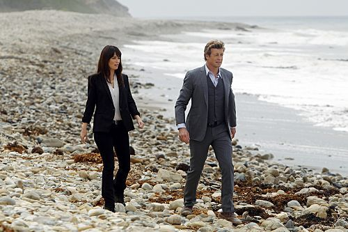 The Mentalist - Episode 4.05 - Blood and Sand - Promotional foto's