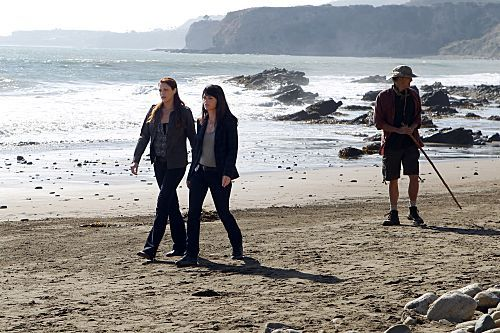The Mentalist - Episode 4.05 - Blood and Sand - Promotional фото