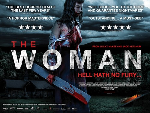 The Woman - horror-movies Wallpaper