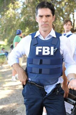 Thomas Gibson wallpaper possibly with a bulletproof vest called Thomas:D