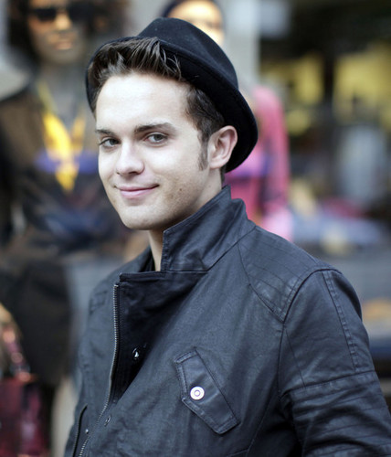Thomas in Vancouver 9/25/2011