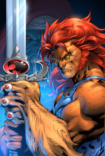 Thundercats wallpaper with anime titled ThunderCats