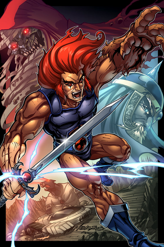 Thundercats 壁紙 containing アニメ called ThunderCats