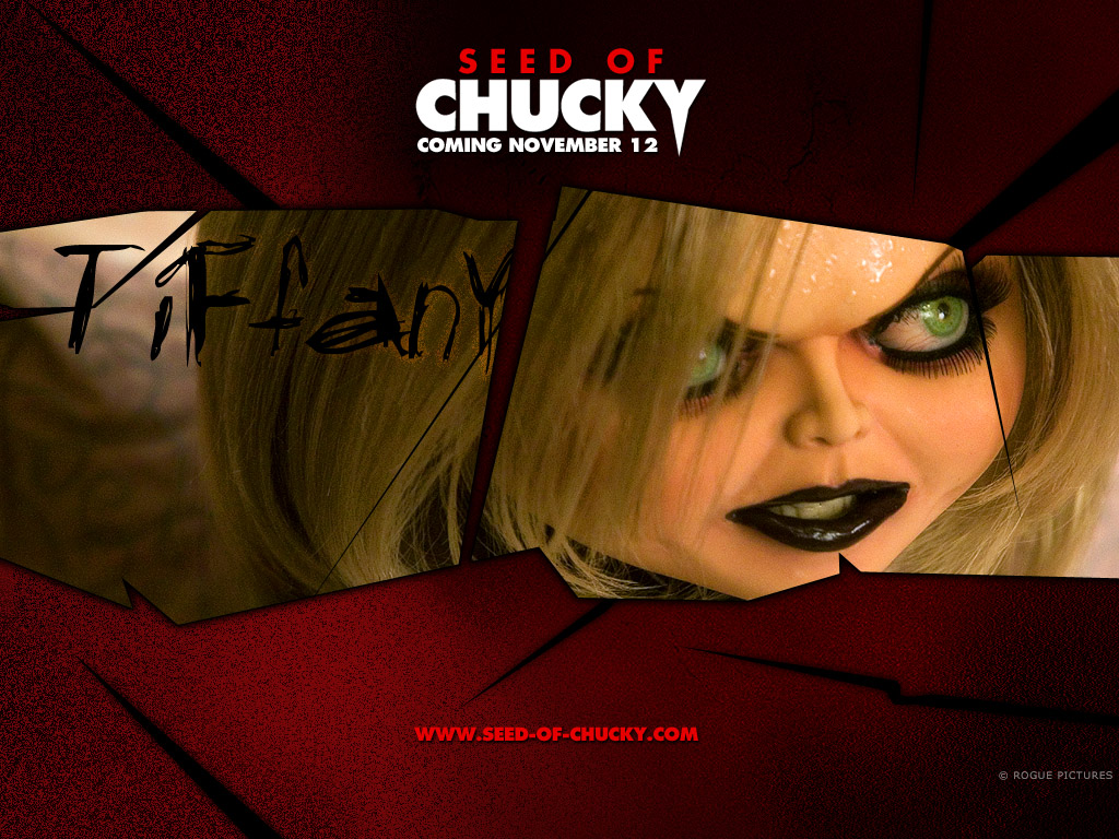 Tiffany images tiffany ray hd wallpaper and background - Seed of chucky wallpaper ...