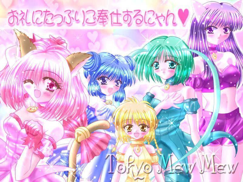 mew power wallpaper anime - photo #9