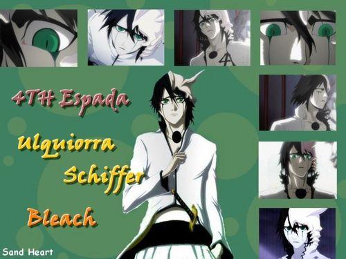 ulquiorra schiffer Hintergrund with Anime called Ulquiorra