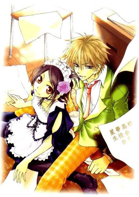 Maid sama usui and misaki fanfiction