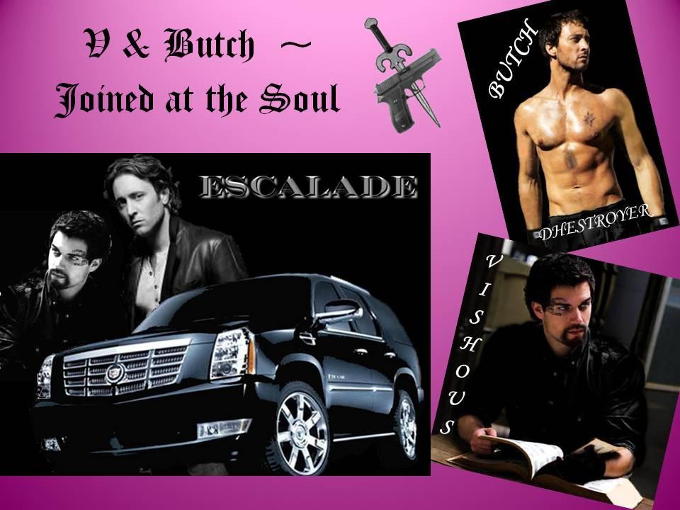 V & Butch w Escalade