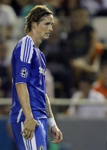 Valencia 1x1 Chelsea