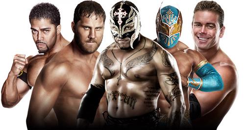 WWE #5