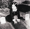 Wednesday - the-addams-family-1964 photo