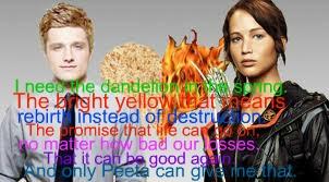 What Katniss needs...