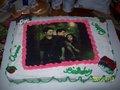 another twilight cake i made  - twilight-series photo
