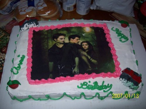 another twilight cake i made