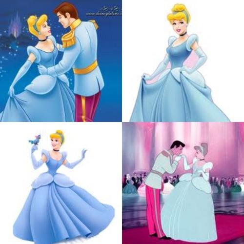 cinderella&prince charming